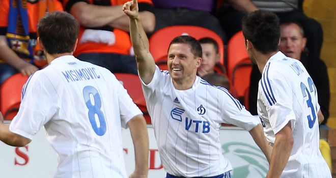 Igor Semshov: Struck for Dinamo