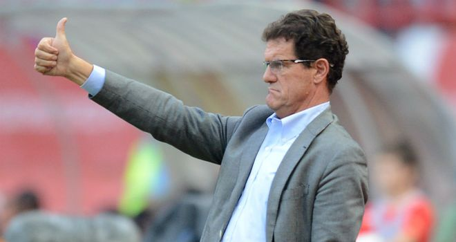Fabio Capello: Former England boss is now in charge of Russia