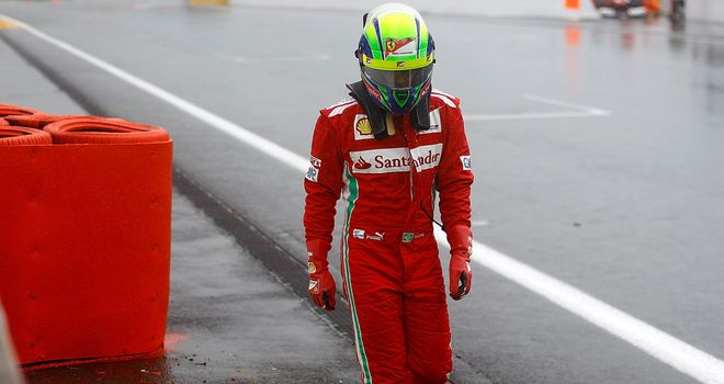 Felipe Massa: Ferrari future still in doubt