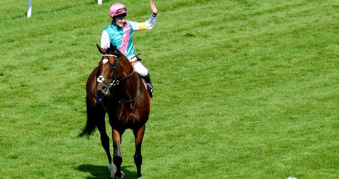Frankel: Awesome again