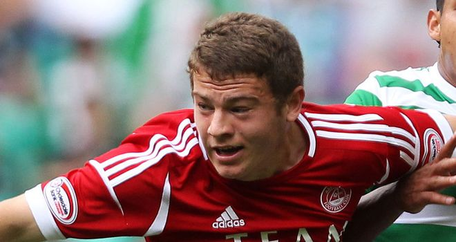 Ryan Fraser plotting his escape from Pittodrie