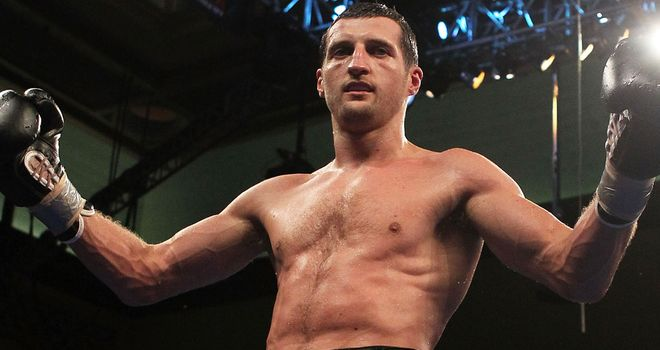 Carl Froch: Good but not great, according to Enzo Calzaghe