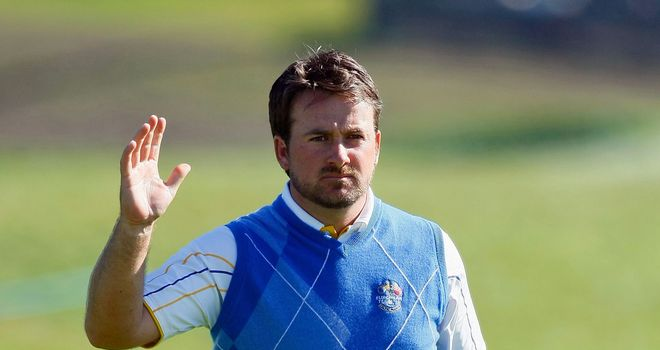Graeme McDowell: Will be playing in his third Ryder Cup.