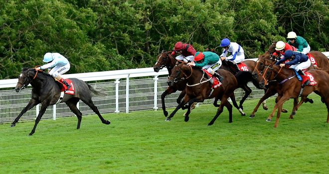 Grandeur in winning form at Goodwood