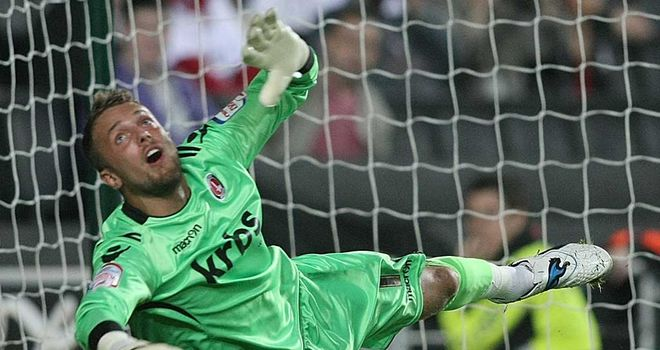 Ben Hamer: Charlton goalkeeper was praised by his manager Chris Powell