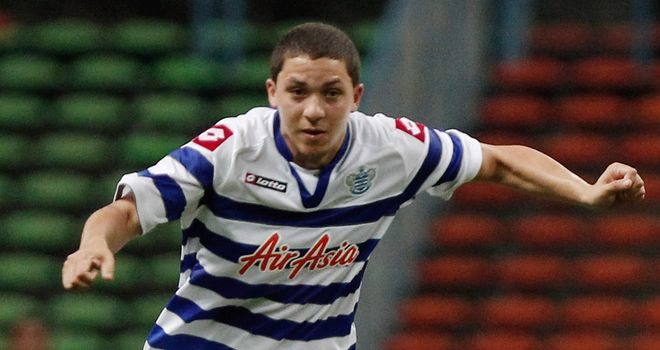 Hogan Ephraim: The QPR winger has been training with Wolves