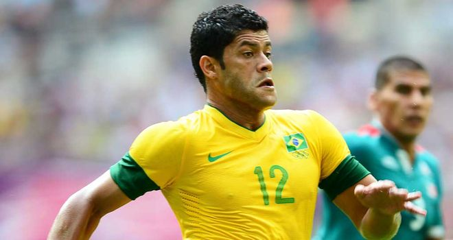 Hulk: Has left Porto for Russian giants Zenit