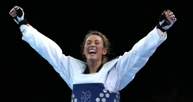 Jade Jones: Claimed revenge over Hou Yuzhuo in Olympic final