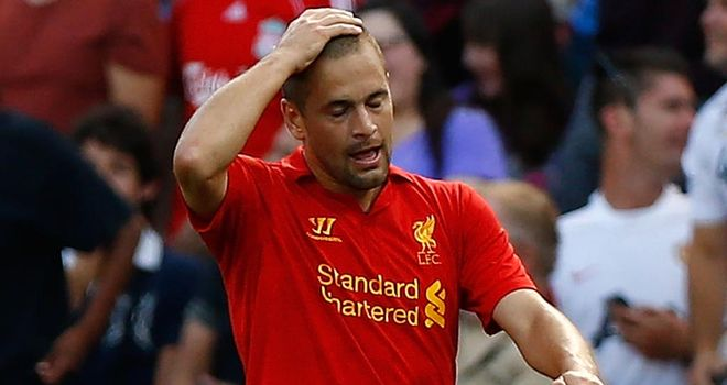 Joe Cole: Raring to go after recovering from hamstring problem