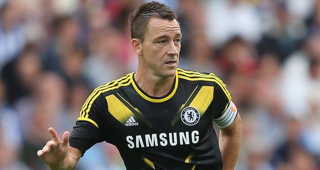 John Terry: Chelsea captain has retired from international football