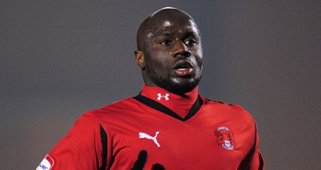 Tehoue: Scored equaliser for Tranmere