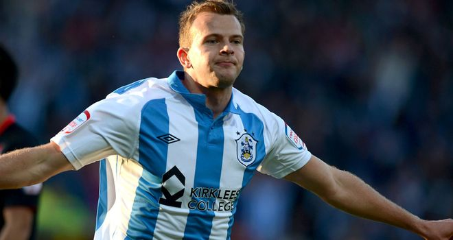 Jordan Rhodes: The striker scored a 90th minute penalty to draw with Nottingham Forest