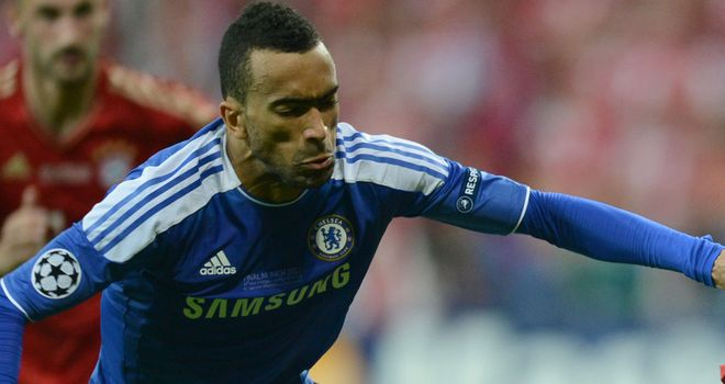 Jose Bosingwa: The defender is currently without a club after leaving Chelsea