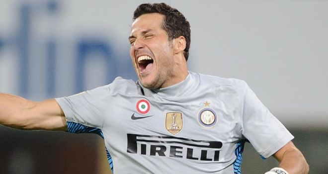 Julio Cesar: Has agreed a four-year deal to keep him at QPR until 2017