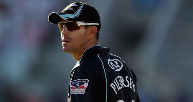 Kevin Pietersen: was left out of England's 15-man squad for their title defence in Sri Lanka