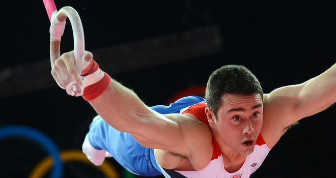 Kristian Thomas: Will take part in the competition at the newly-built Commonwealth Arena