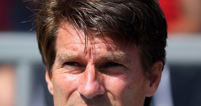 Michael Laudrup: Britton deserves win