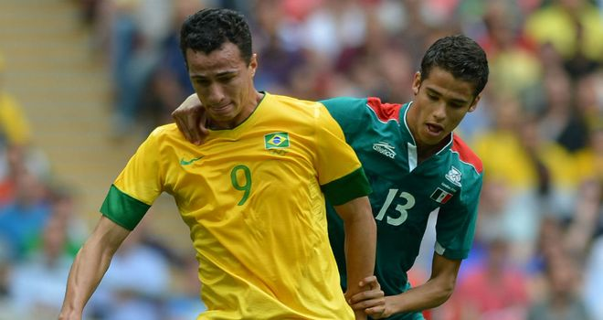 Leandro Damiao: Brazilian striker is on the radar of a number of European clubs