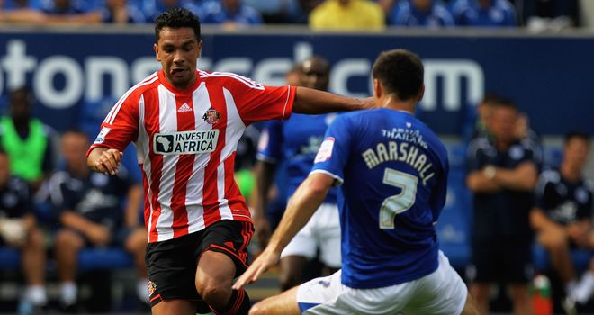 Kieran Richardson: Fulham midfielder is back in London after five years with Sunderland