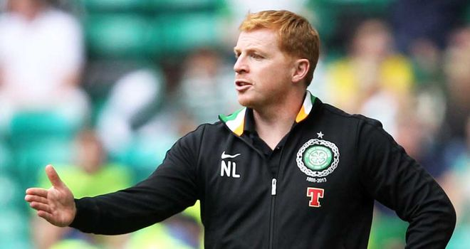 Neil Lennon: Admits managing Celtic in the Champions League is a special feeling