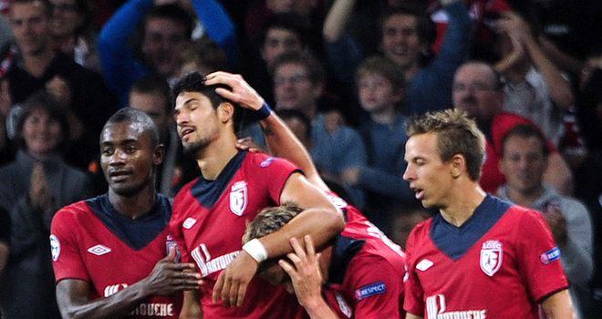 Tulio de Melo: Crucial header for Lille