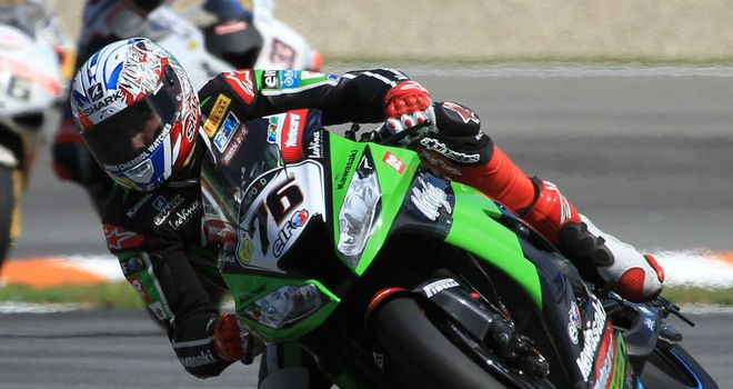 Loris Baz: Secured first ever World Superbike Championship win