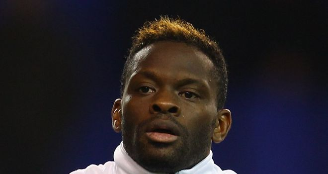 Louis Saha: Striker says he has a point to prove at Sunderland
