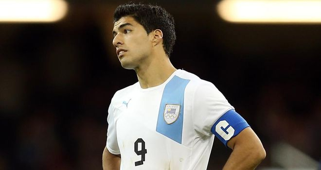 Luis Suarez: Unhappy at treatment by Great Britain fans in Olympic clash