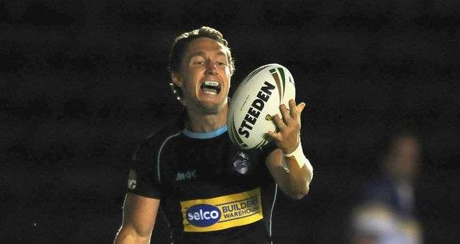 Luke Dorn: Set for Super League XVIII, with London Broncos' first live game on Sky on 9 March
