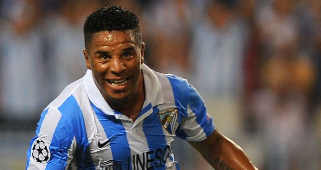 Eliseu: Had Malaga's best chance