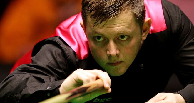 Mark Allen: Confident of success in China