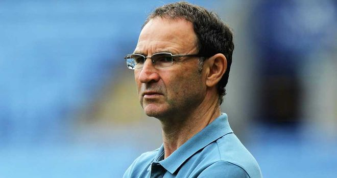 Martin O'Neill: Sunderland manager felt referee had little option but to send off Lee Cattermole