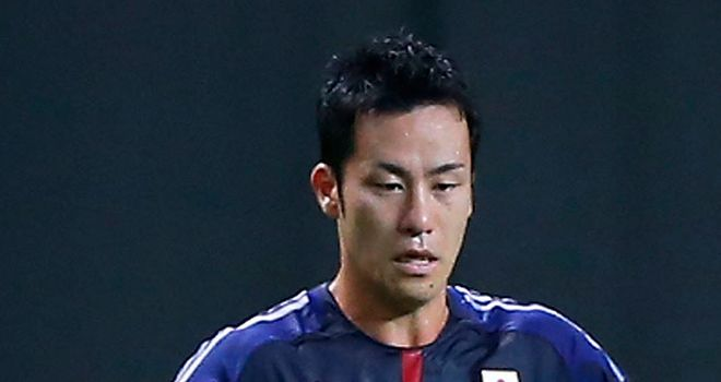 Maya Yoshida: Joined Southampton after impressing in Japan's Olympic football campaign