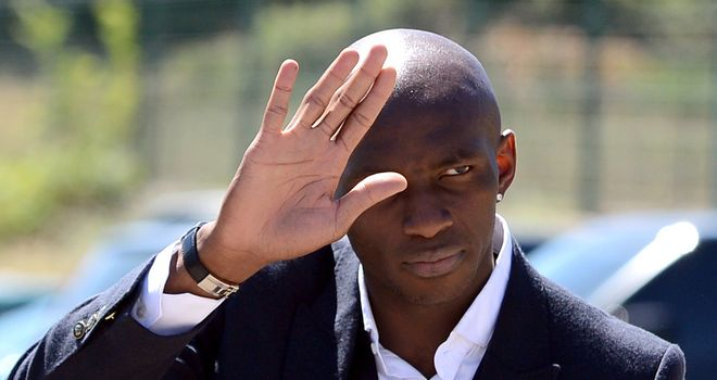 Stephane Mbia: Had been happy at Marseille but was sold to reduce wage bill