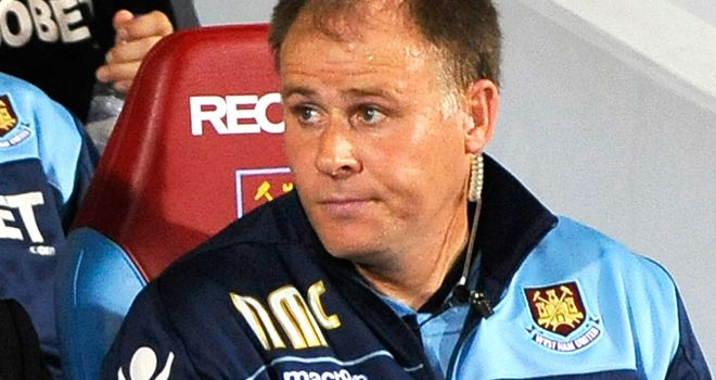 Neil McDonald: West Ham assistant manager ready for Stoke test