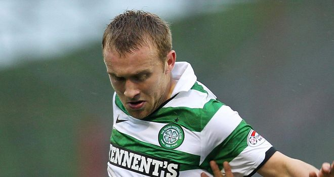 Dylan McGeouch: Facing up to six weeks out with broken jaw
