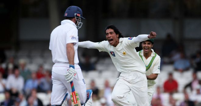 Mohammad Amir: PCB have requested he be allowe to resume training at their facilities