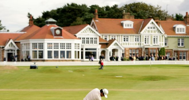 Muirfield: Will be a tougher test than in 2002