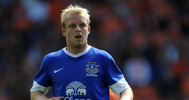 Steven Naismith: Aiming for a starting place against Manchester United on Monday night