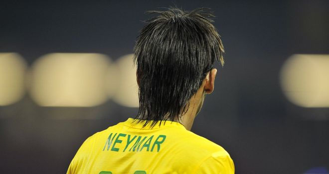 Neymar: The hero for Brazil with an injury-time penalty to beat Argentina