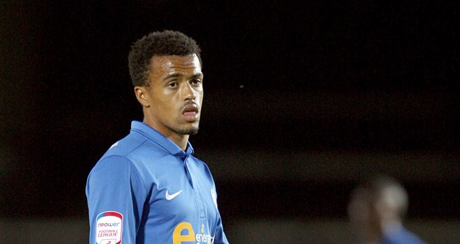 Nicky Ajose: Helped salvage point for Shakers