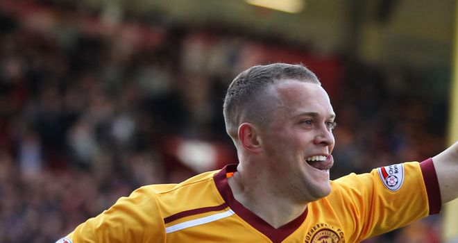 Nicky Law: Held talks with Rangers boss Ally McCoist