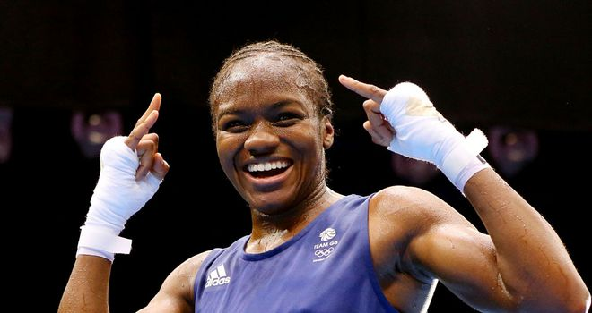 Nicola Adams: British fighter won Olympic title in London
