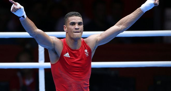 Anthony Ogogo: 'The time is right to turn pro'