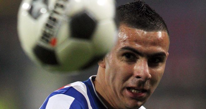 Oussama Assaidi: Poised to join Liverpool from Heerenveen