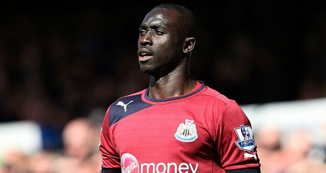 Papiss Cisse: Expects to start scoring regularly again soon