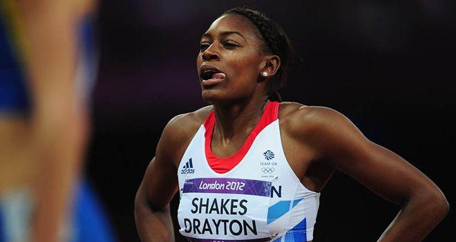 Perri Shakes-Drayton: Misses out on the final