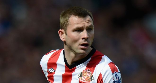 Phil Bardsley: Admits Sunderland are struggling at the moment