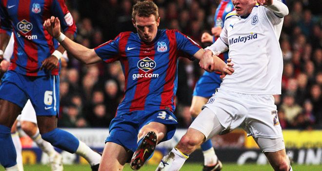 Peter Ramage: Back with Crystal Palace after impressing manager Dougie Freedman