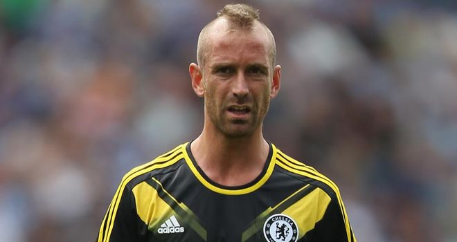 Raul Meireles: Leaves Chelsea after just more than a year at Stamford Bridge